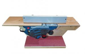 Benchtop Jointer making