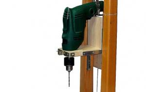 _Drill Press with Pulley