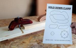 Hold Down Clamp Making - PDF